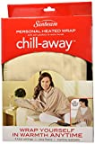 Sunbeam Chill Away Heated Fleece Wrap, TCFQR-783-00