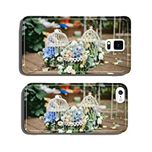 flowers from wedding ceremony cell phone cover case Samsung S5