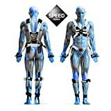 Juke Performance Mass Suit Speed and Agility Series Professional Grade Athletic Speed Training System - Full Body Resistance Suit, Exercise Equipment for Speed, Agility & Explosion