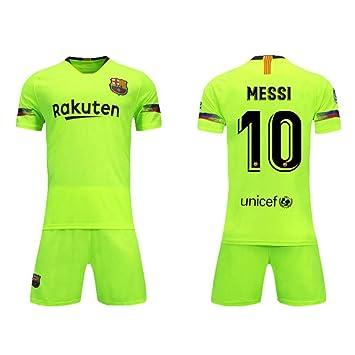 MDHL # 10 Chico Uniforme de Futbol para los Aficionados al ...