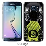 Samsung Galaxy S6 Edge Oregon Ducks 03 Black Screen Phone Case Unique and Elegant Design by Galaxy S6 Edge Phone Case