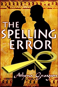 The Spelling Error by [Grayson, Athena]