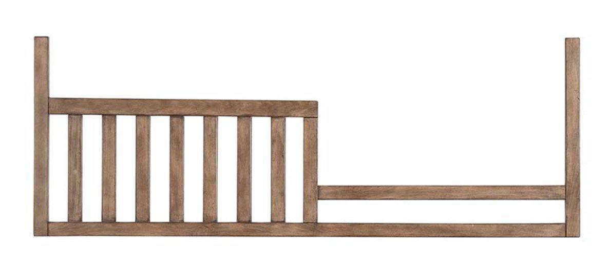 Westwood Design Pine Ridge/Stone Harbor Toddler Rail Conversion Kit, Cashew