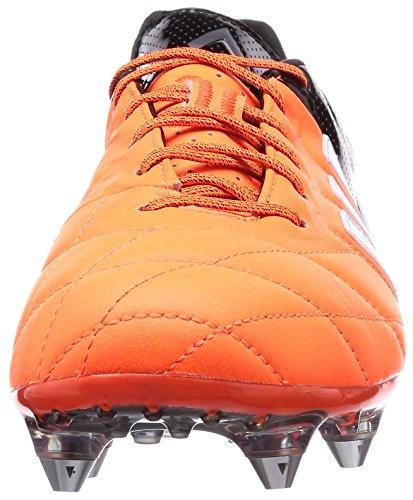 Adidas Ace 15.1 Sg Läder Mens Fotboll Stövlar / Knapar Apelsin