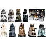 Eaglemoss Doctor Who: the Daleks Parliament Figurine Set