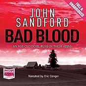 Bad Blood: A Virgil Flowers Novel, Book 4 | John Sandford
