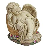 Cheap Design Toscano Afternoon Nap Angel Statue Size: Large