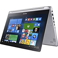 2017 Flagship Samsung 7 Spin Business 15.6 Full HD 2-in-1 Touchscreen Laptop - Intel Dual-Core i7-7500U 2.7GHz, 16GB DDR4, 1TB HDD, 2GB Nvidia GeForce 940MX, 802.11ac, Bluetooth, HDMI, Win 10