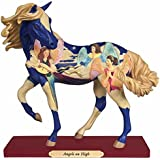 Trail of Painted Ponies Tropp Figurine Angels on High