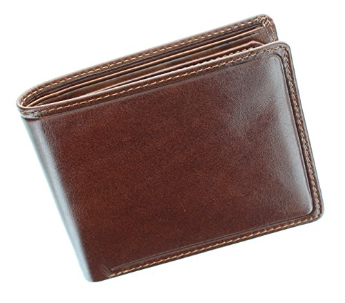 Wallet Leather PAOLO Bi Visconti Vegetable Fold VCN19 Vicenza Collection Tan Tan Tanned 8qwBFH