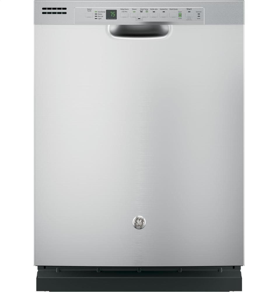 GE GDF610PSJSS 24'' Energy Star Built In Dishwasher with 16 Place Settings in Stainless Steel