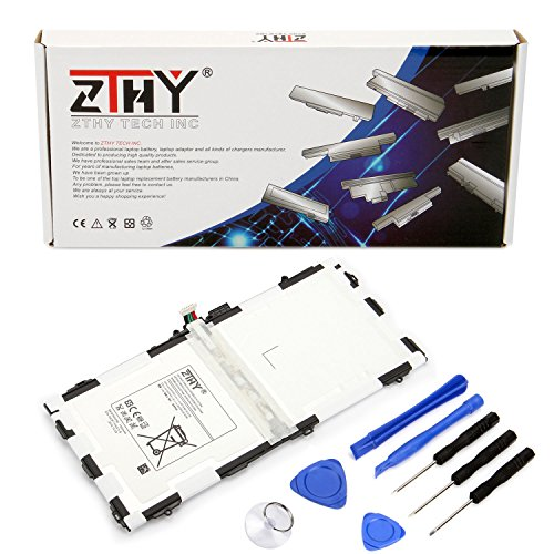 ZTHY 7900mAh EB-BT800FBC Battery For Samsung GALAXY Tab S...