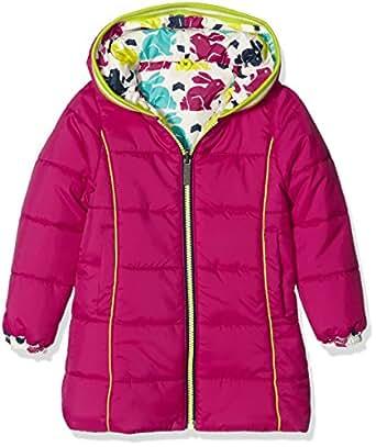 Amazon.com: Hatley Girls' Little Reversible Winter Puffer