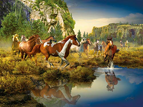 Top 10 best horse puzzles for adults 2019