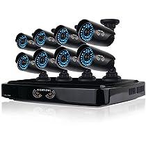 Night Owl CL-882-720P Security Camera, Black