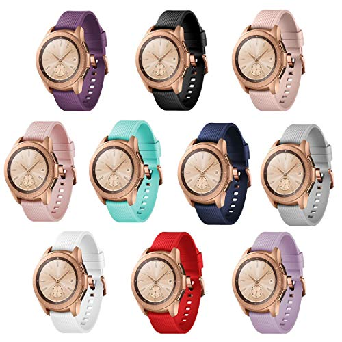 TECKMICO 10PCS Galaxy Watch