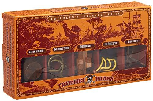 Project Genius Treasure Island Brain Teaser Puzzle, Assorted ()