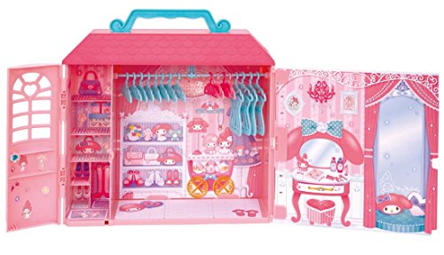 Licca-chan House I Love My Melody! Dress Room