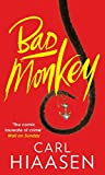 Bad Monkey by Carl Hiaasen front cover