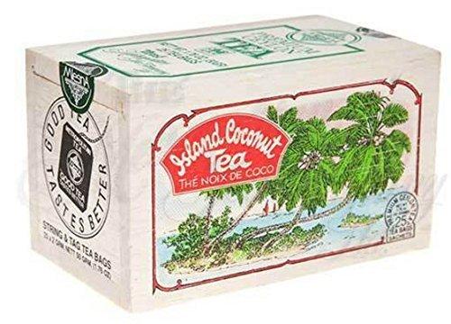 Island Coconut Tea