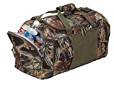 Travel Sport Gym Duffel Bag with Cooler – Camo, Bags Central