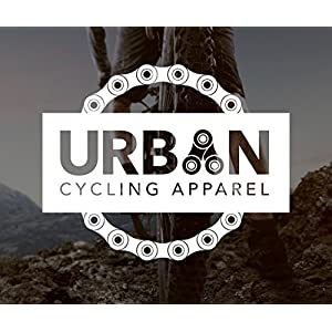 Urban Cycling Padded Undershorts Underliner With Premium Antibacterial G-TEX Pad (Compatible With Pub Crawler or Single Tracker Shorts) (3XL)