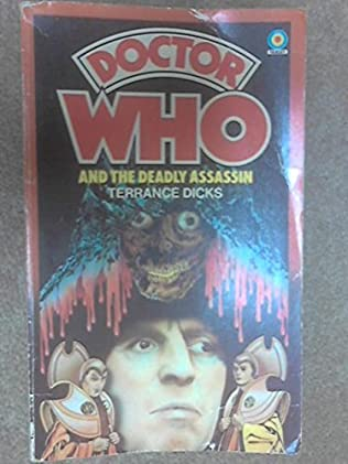 book cover of The Deadly Assassin