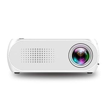 No Proyector, Pequeño teléfono móvil del proyector HD Miniatura ...