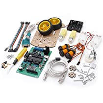 ZL-B MCS351 Obstacle Avoidance Smart Car for Arduino