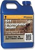 Miracle Sealants 511 QT SG 511 Impregnator Penetrating Sealer, Quart