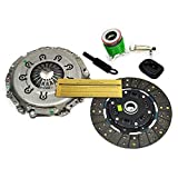EFT HD CLUTCH KIT w/ SLAVE CYLINDER for 95-02 FORD CONTOUR SVT 2.5L V6 DURATEC