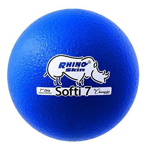 (Champion Sports Softi Rhino Skin Ball (7-Inch))