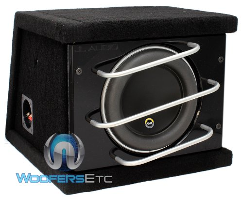 CLS110RG-W7AE - JL Audio 10'' Single 10W7AE Loaded Subwoofer Enclosure