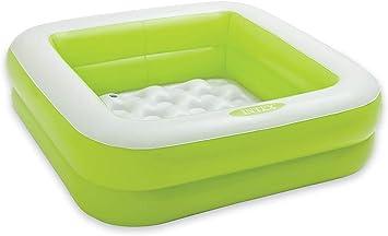 INTEX 57100NP Piscina hinchable para niños - Color: verde ...