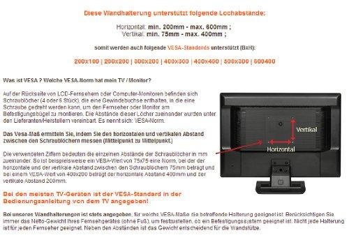 ricoo motorisierte tv wandhalterung schwenkbar lcd amazonde elektronik - Motorisierte Tvhalterung Unter Dem Bett
