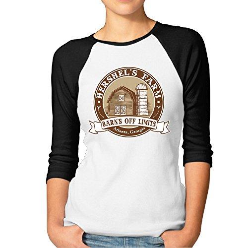 T Shirt Printing Hershels Farm Female