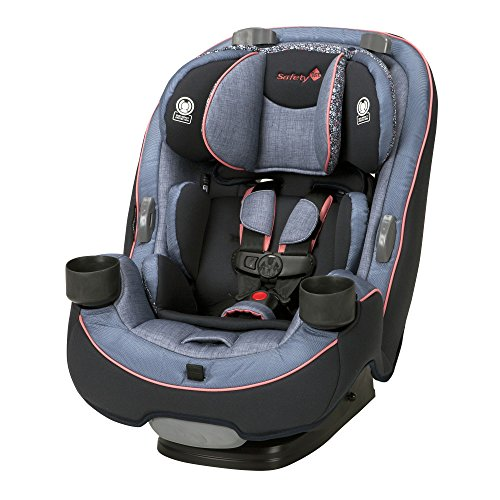 Safety 1st Grow and Go 3-in-1 Convertible Car Seat, Lindy -  CC138DDO
