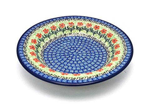 Polish Pottery Pasta Bowl - 7