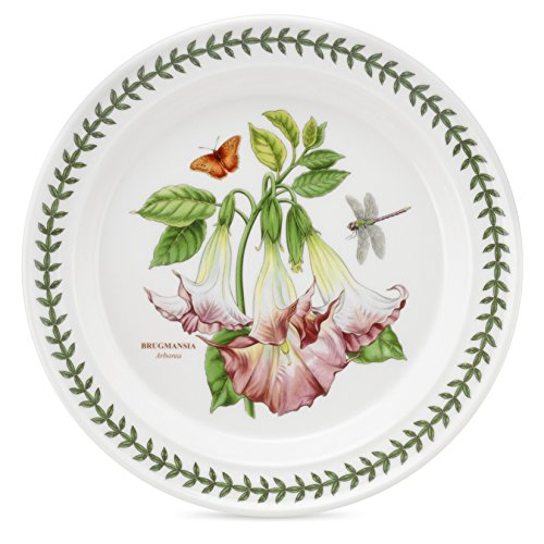Portmeirion Exotic Botanic Garden Arborea Salad Plate, 8.5-Inch ()