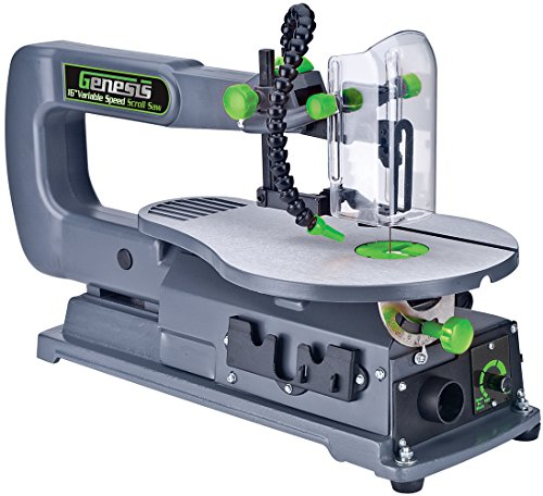 Genesis GSS160 16-Inch Scroll Saw