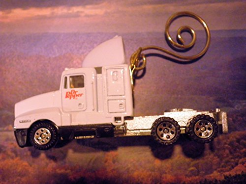 dr-pepper-mack-ch-600-semi-truck-meijer-foods-christmas-holiday-rear-view-mirror-ornament-with-hange