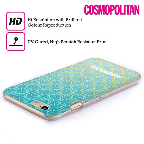Official Cosmopolitan Ombre 2 Fun Summer Hard Back Case for Apple iPhone 5 / 5s / SE