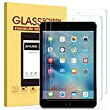 [2 Pack] iPad Mini 4 Screen Protector, SPARIN Ultra Clear High Definition Tempered Glass Screen Protector for iPad Mini 4