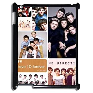 Ipad 2,3,4 2D DIY Phone Back Case with One Direction Image