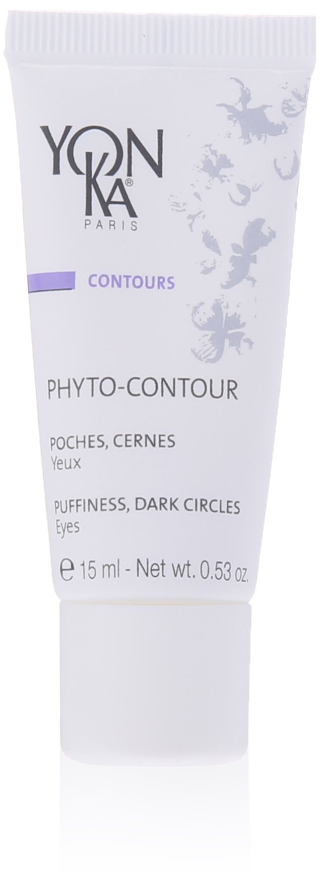 YON-KA CONTOURS PHYTO-CONTOUR - Eye Contour Cream to Combat Puffiness and Dark Circles (0.5 Ounce/15 Milliliter)