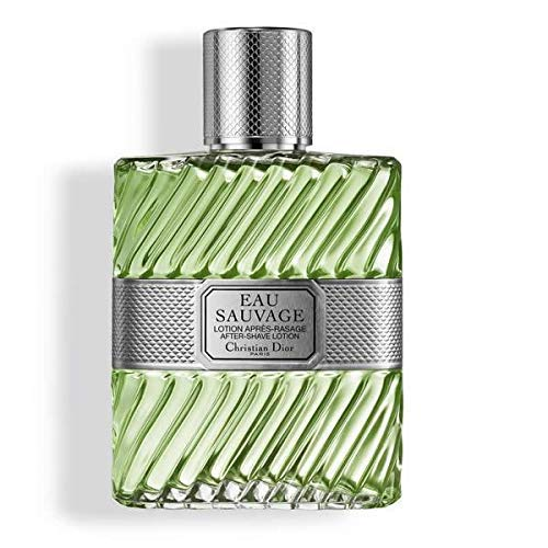Eau Sauvage By Christian Dior For Men. Aftershave 3.4 Oz / 100 Ml.