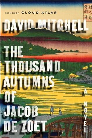 book cover of The Thousand Autumns of Jacob de Zoet