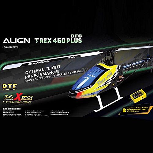 Trex 450 Plus DFC