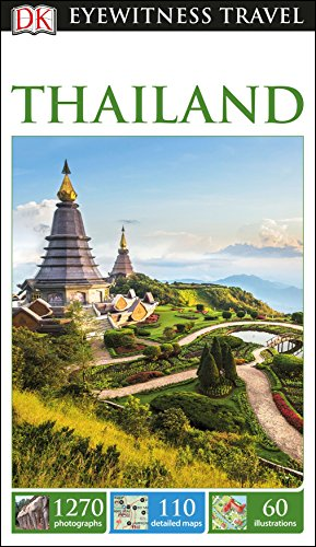 DK Eyewitness Travel Guide Thailand (Best Places To See In Finland)