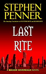 Last Rite (Maggie Devereaux Book 3) (English Edition)